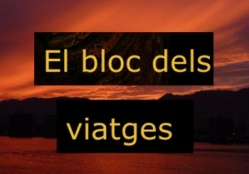 EL BLOC DELS VIATGES, la Catosfera viatgera, ms de 1.100 diaris, quaderns, blocs i webs de viatges en catal